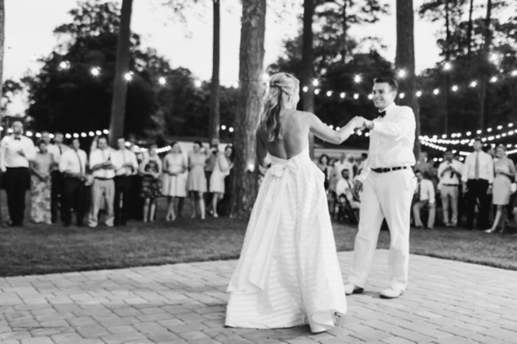 Southern Weddings - Nautical Virginia Wedding [Wedding Feature]