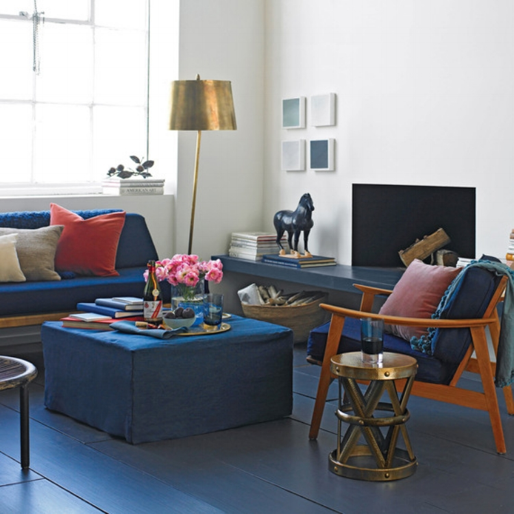 Martha Stewart - Decorating Small Spaces: 5 Ways Color Can Make a Room Feel Bigger [ Article ]