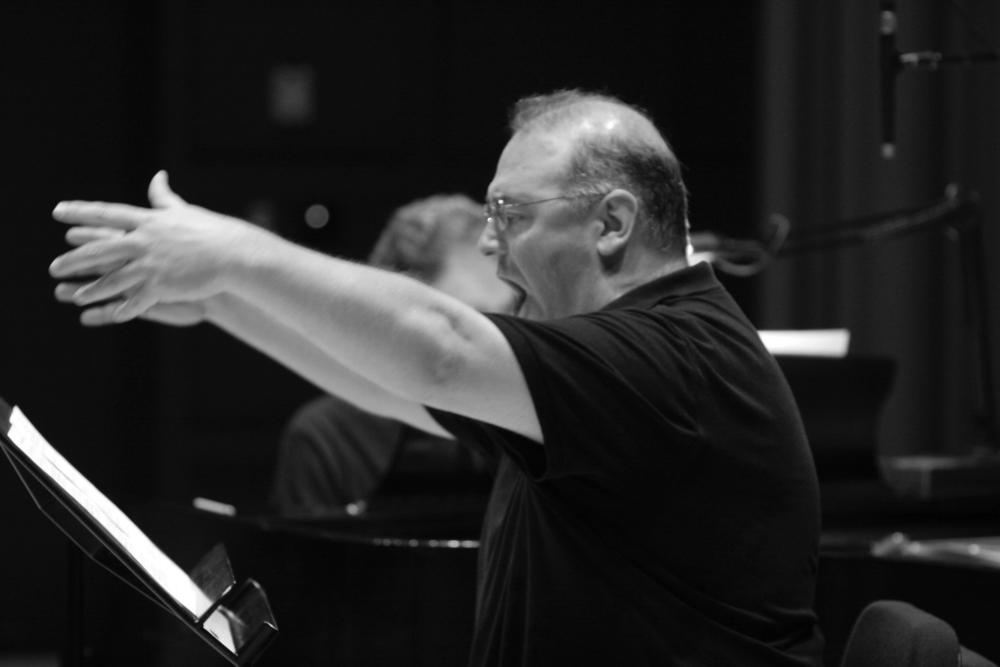 Pavlo Hunka, Bass-Baritone