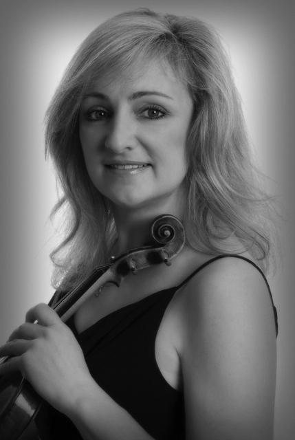 Marie Bérard, Violin