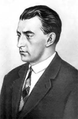 Nestor Nyzhankivsky (1893-1940)