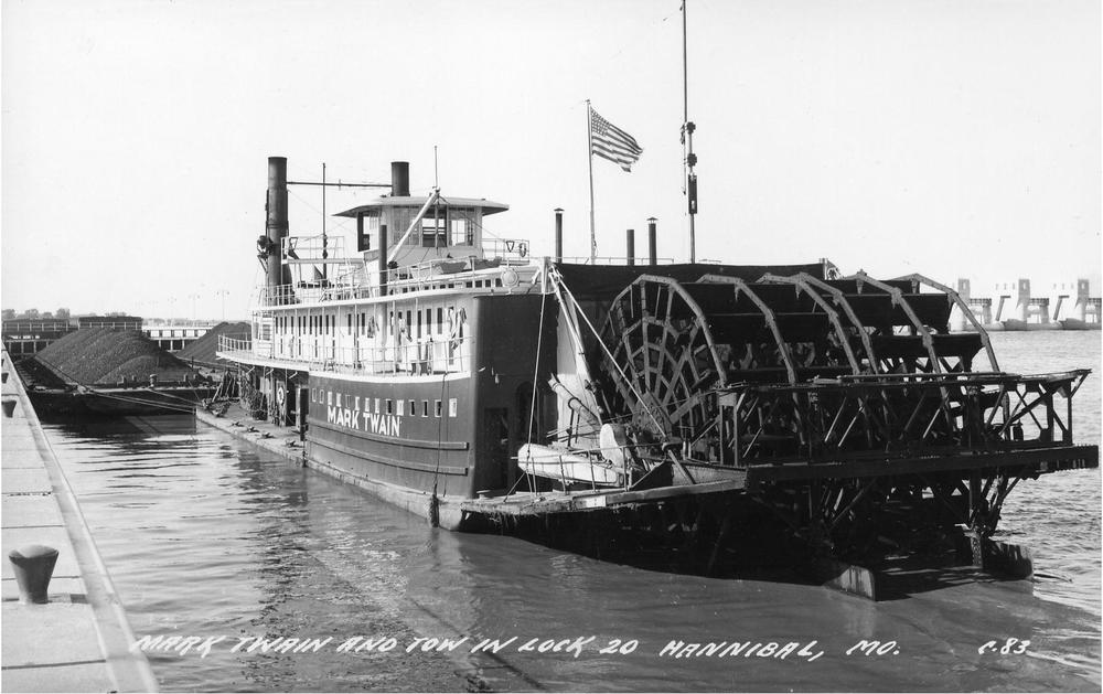 Steamboat Stories - Mississippi and it's tributaries — MCHM