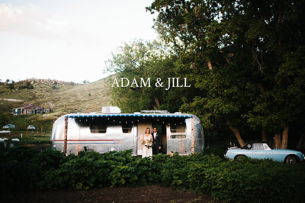 Adam and Jill | The Convivialist