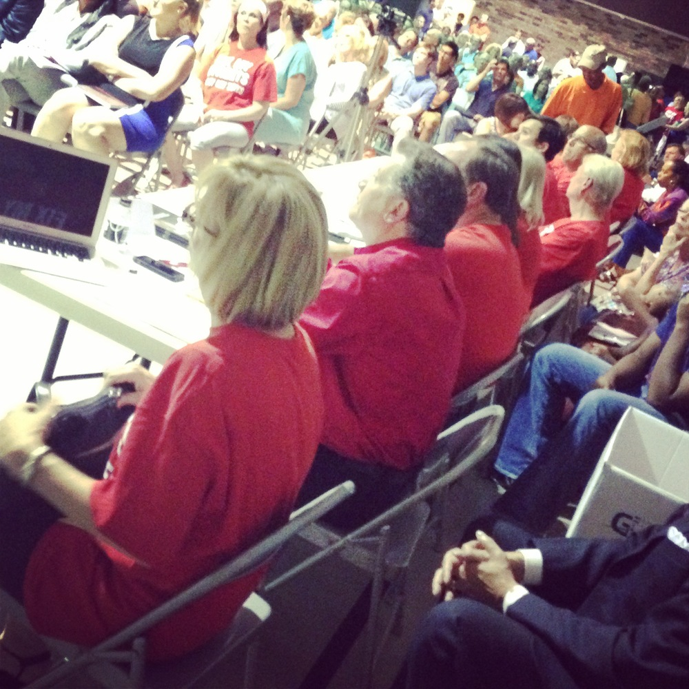 Red Shirt Row Part 2