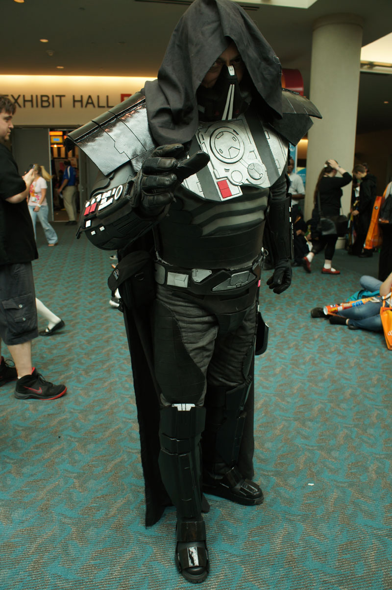 Darth Malgus, 2012 Comic-Con