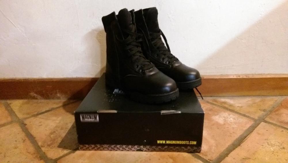 Margnum Classic work boots