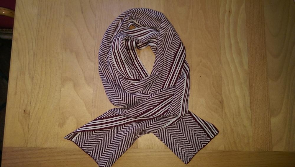 A replica scarf