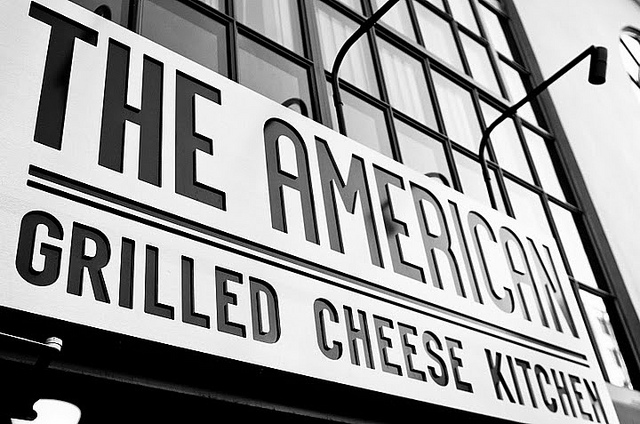 The American Grilled Cheese Kitchen: \'Nuff Said! — The Dixie Dish