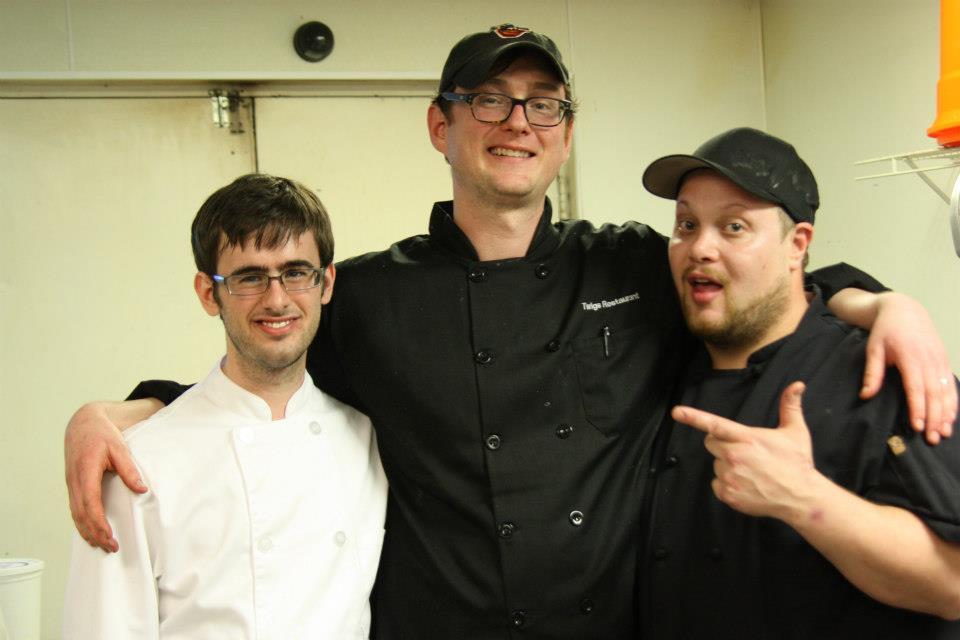 Team Chef John Dean