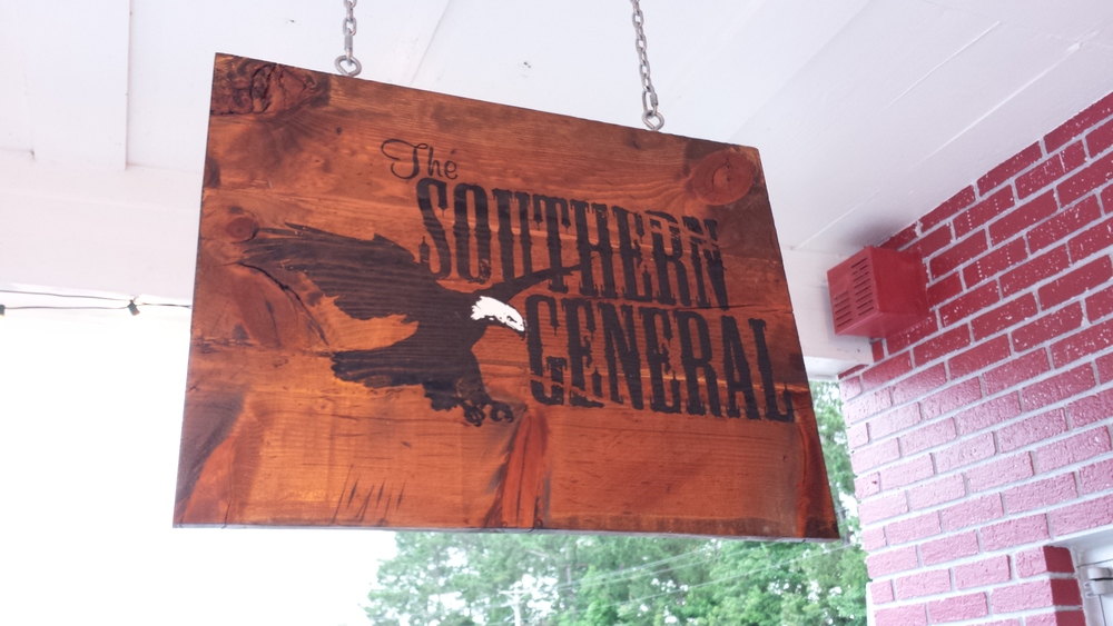 The Southern General_Sign