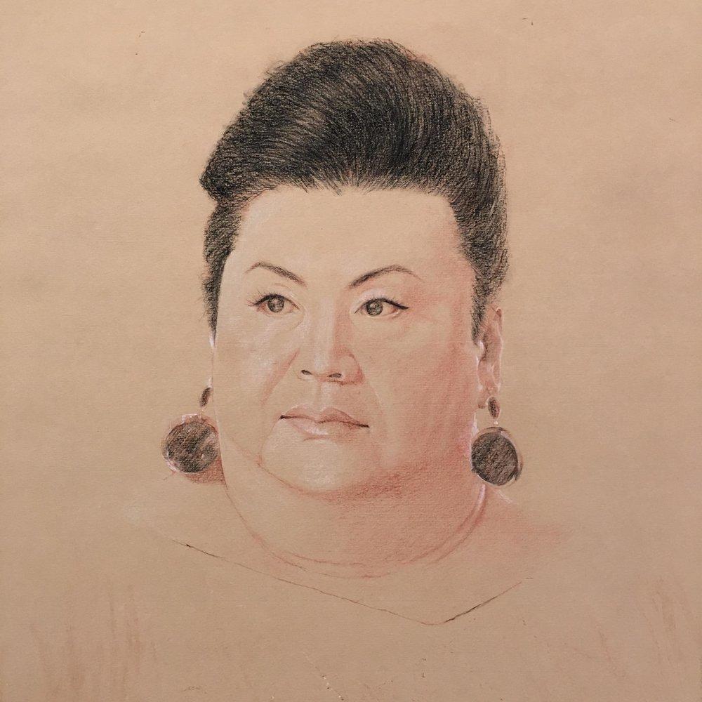 Matsuko-Roid (detail)