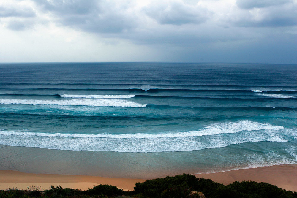 Portugal's finest beaches & world class surf    Learn more