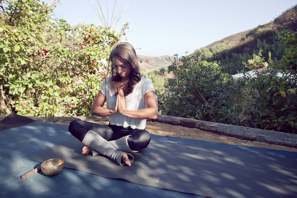 Relax and revitalise with daily yoga    Learn more