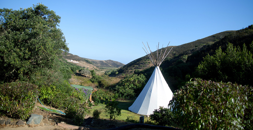 Welcome to Tipi Valley    Portugal's first ecological surf & yoga retreat   Book now