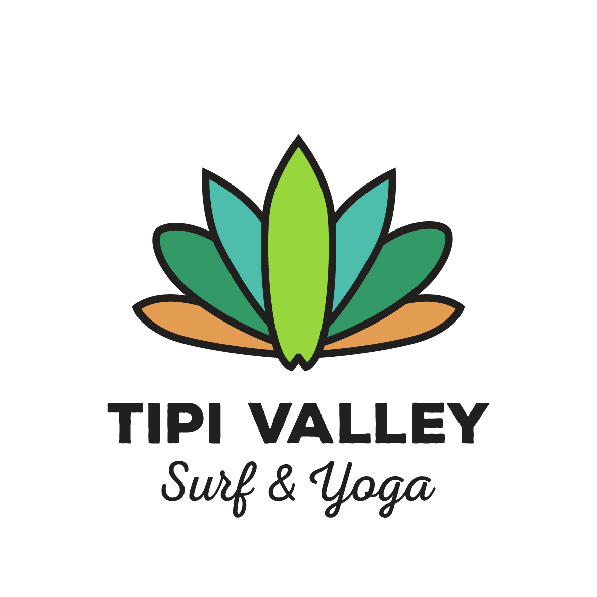 Tipi Valley Surf & Yoga Eco Camp in Algarve, Portugal