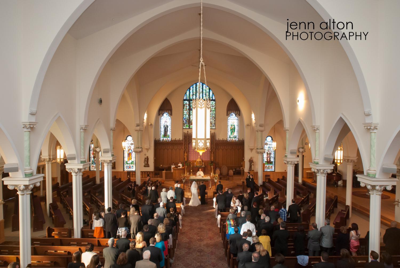 St. Patrick Church, Stoneham, MA