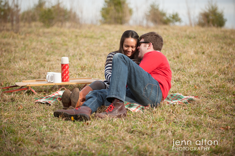 Surprise Proposal, Smolak Farm, North Andover
