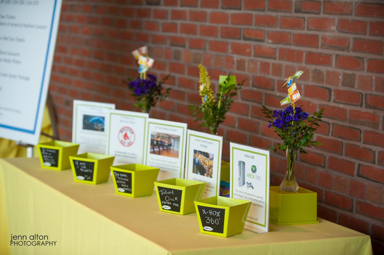 Breakthrough Springfest 2013 raffle prizes, Moakely Courthouse Boston