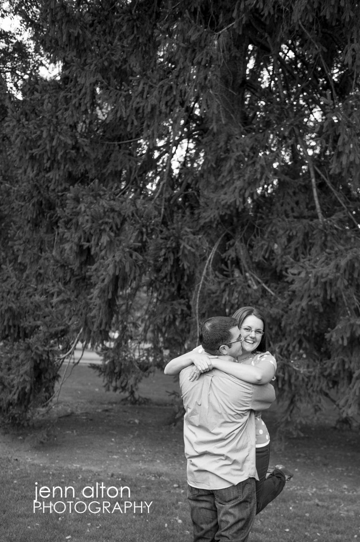 Ring close up, Couple engagement portrait, Boston Public Garden