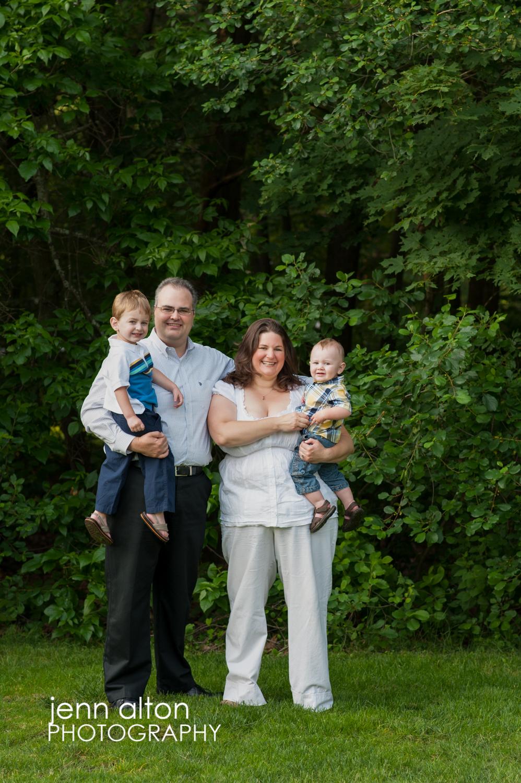 Family outdoor photo