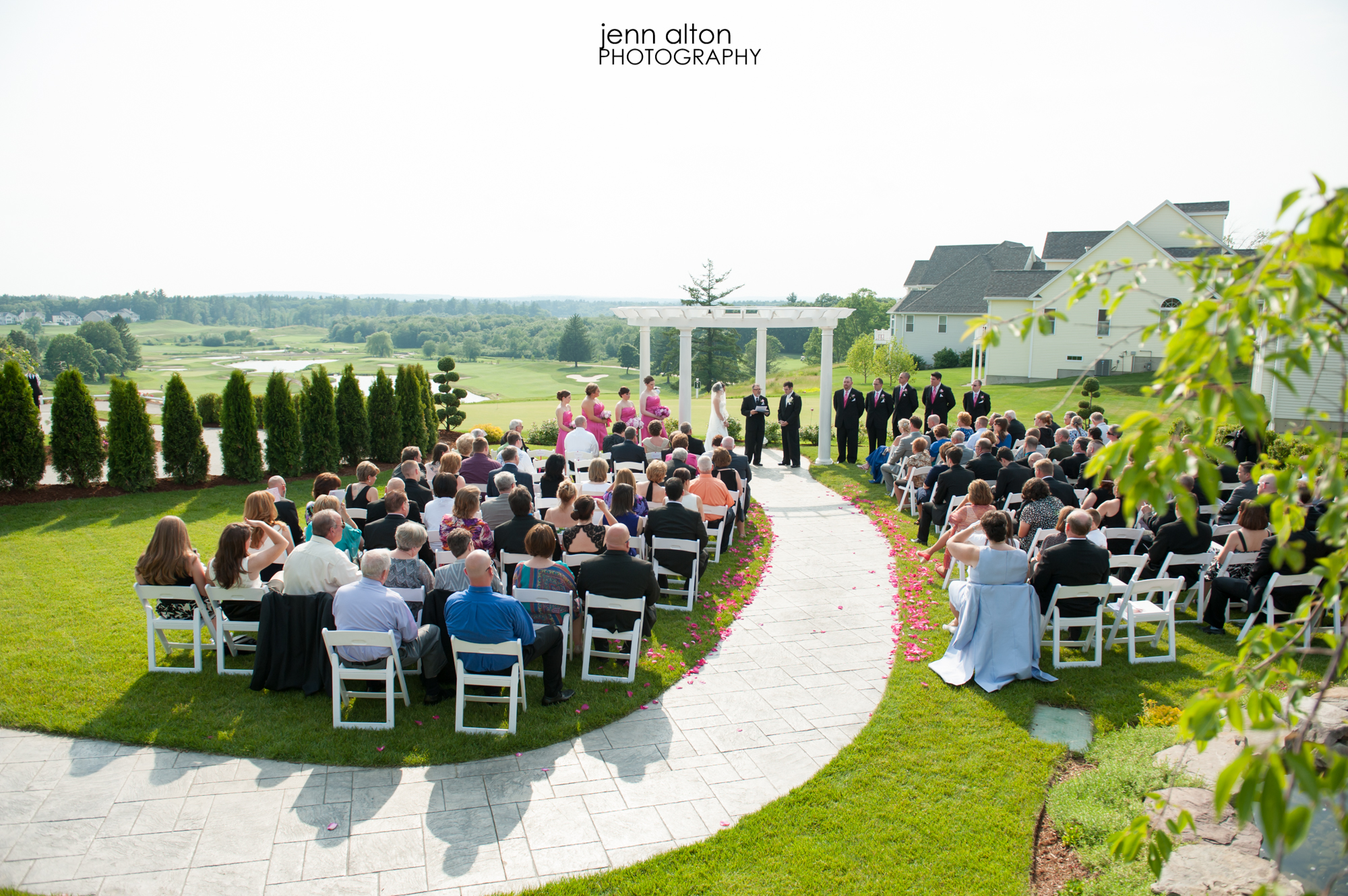 Wedding Ceremony, Merrimack Valley