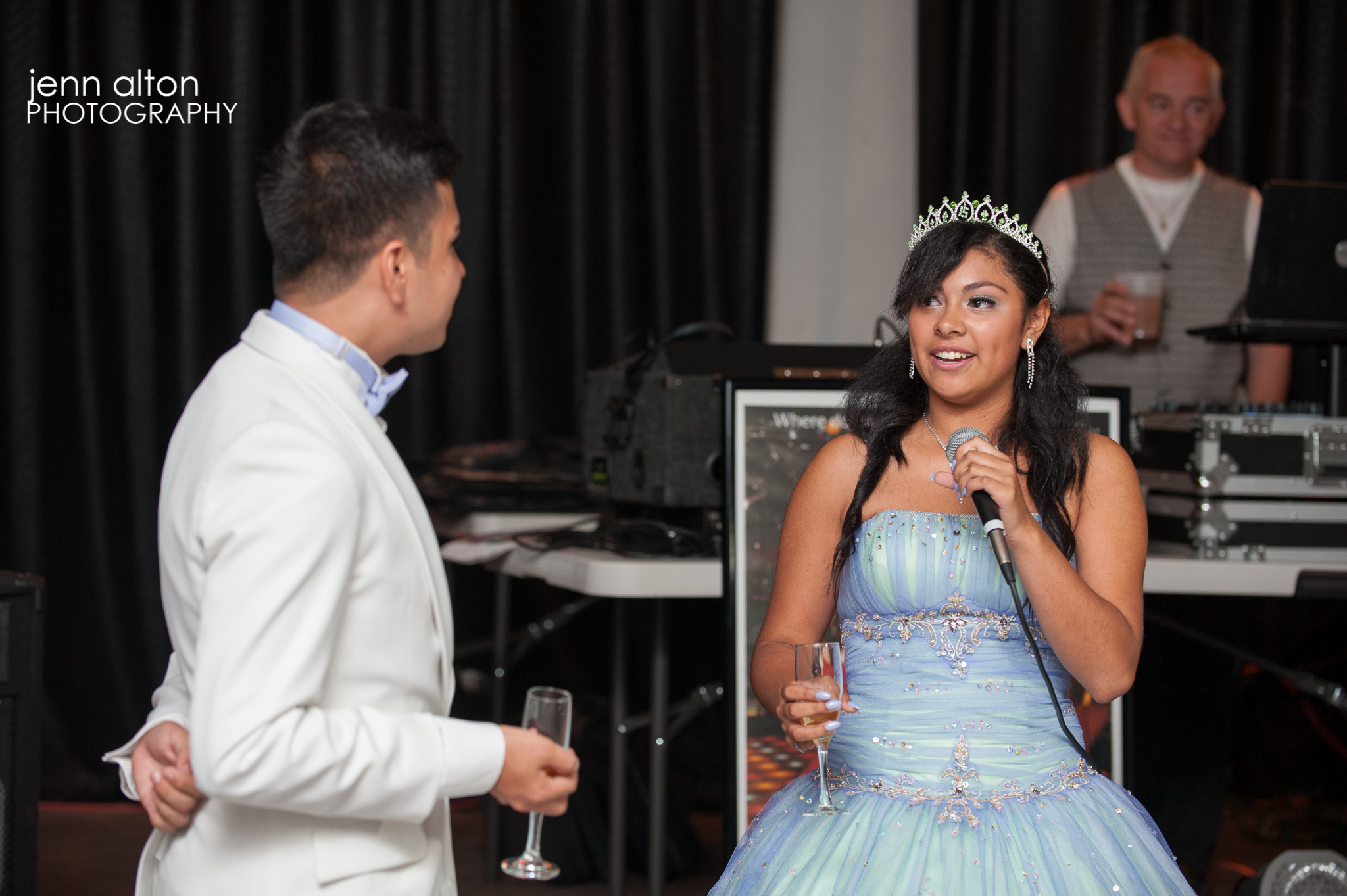 Quinceanera speech and thanking guests