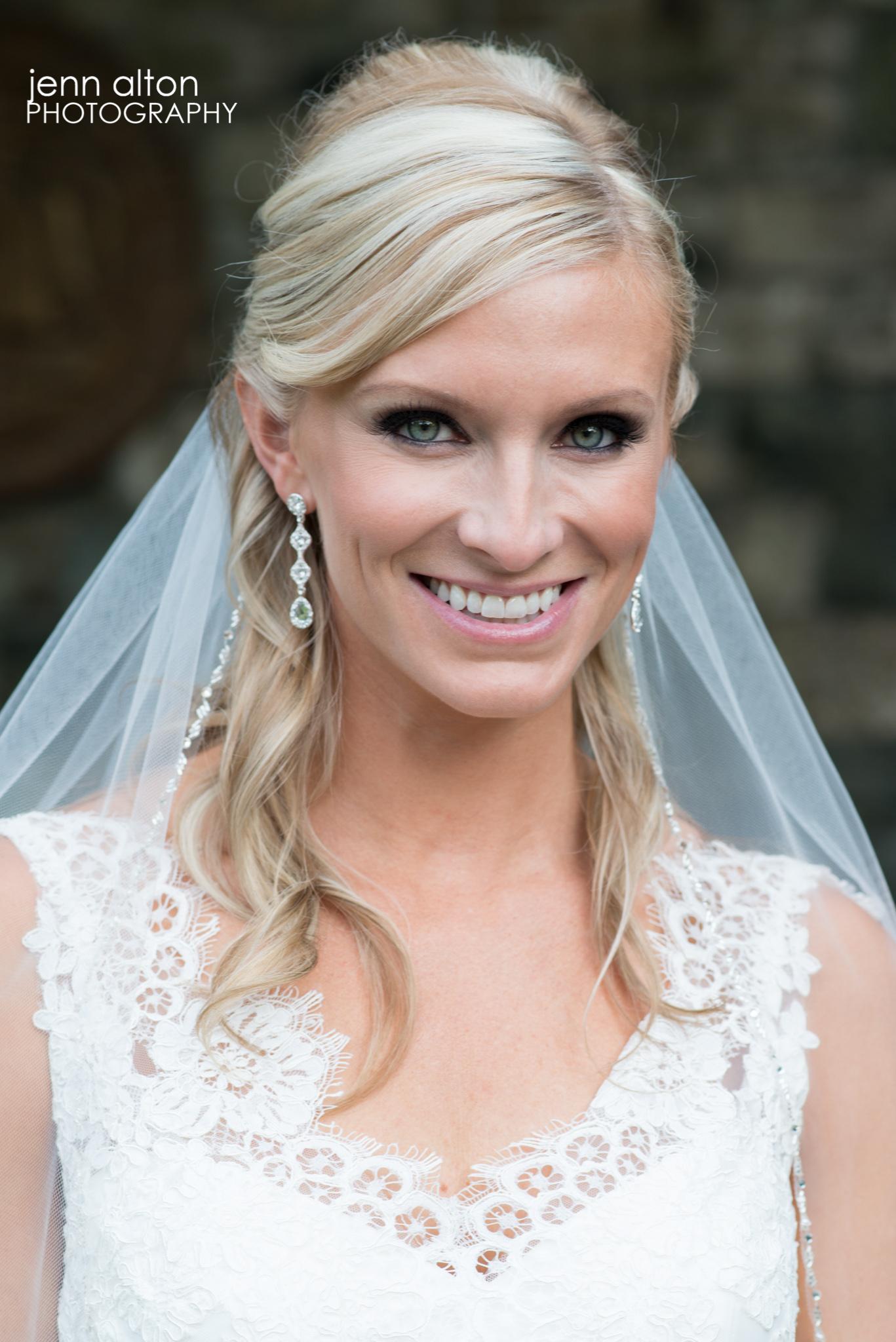 Bride Portrait, Henderson House