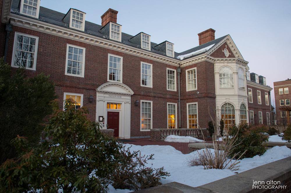 HarvardFacultyclub