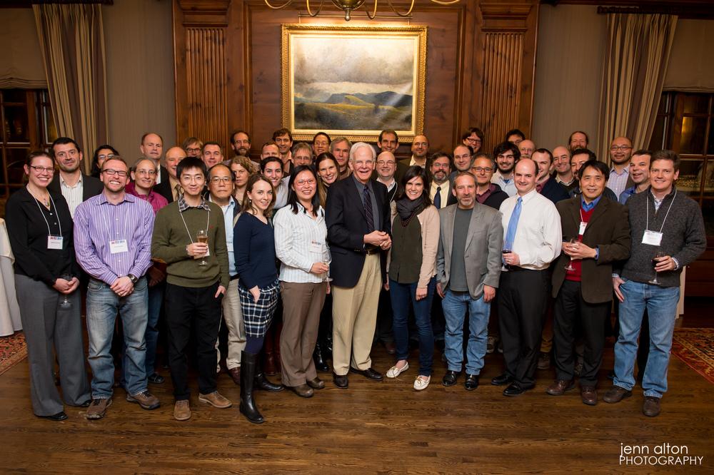 HarvardFacultyclubgroupphoto