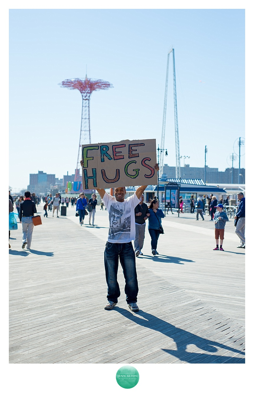 FreeHugs_ConeyIsland_OpeningDay2014