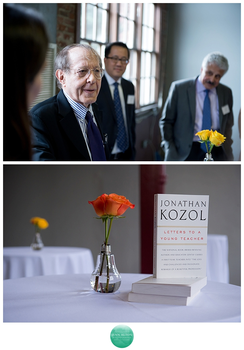 Jonathan Kozol, Breakthrough Greater Boston Gala, Event Photography