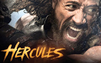 The Legend of Hercules 12:10PM, 2:30PM (3D), 4:50PM (3D), 7:10PM (3D), 9:30PM
