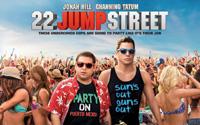 22 Jump Street 2:30PM, 7:25PM