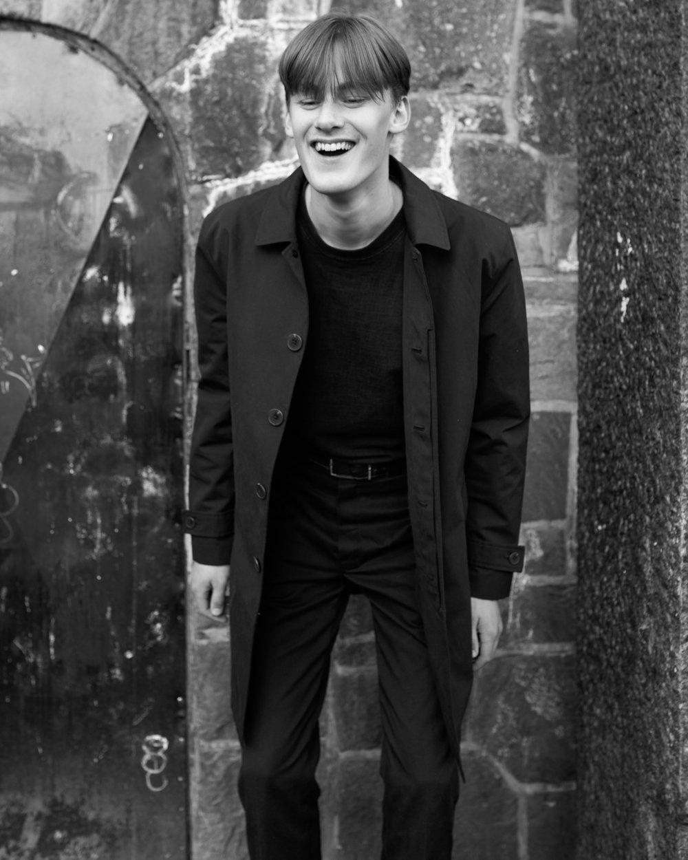 Portraits of Sigurd Lakseide (2019)