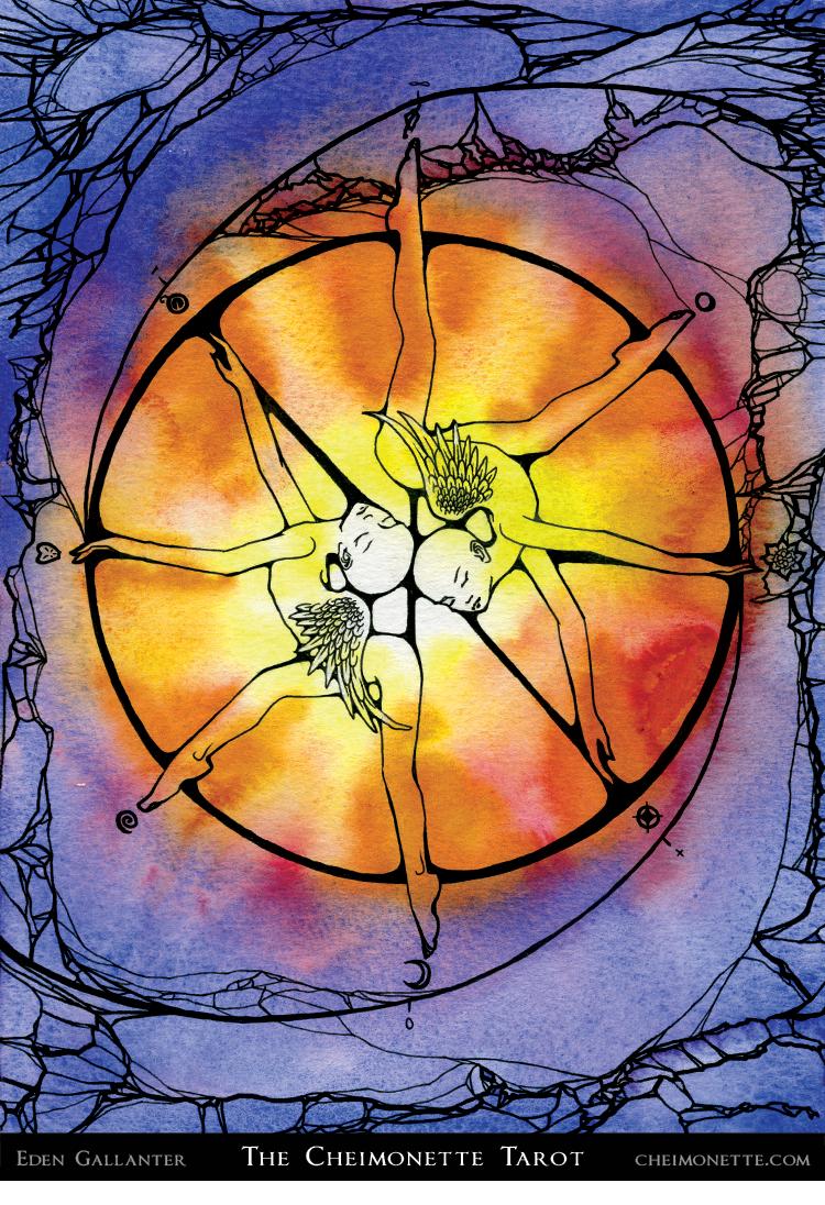 X: The Wheel
