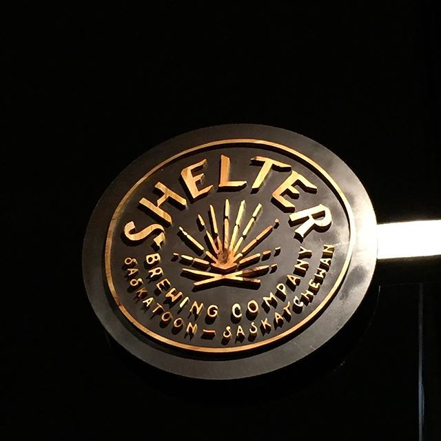 We're happy to have helped these fine folks achieve their dreams. Check out Saskatoon's newest craft brew pub. @shelterbrewing #shelterbrewingcompany