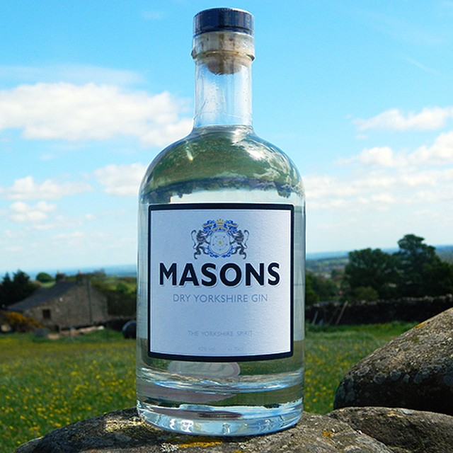 It's not just a decent brew you get in Yorkshire, they also produce a cracking gin! #byheck #propergin #littletipples