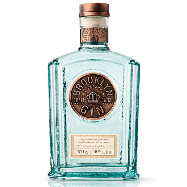 A truly hand crafted gin & a stunning bottle, you'll be lucky to find this one outside of Brooklyn... #littletipples