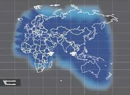 Thuraya SatSleeve Coverage Map