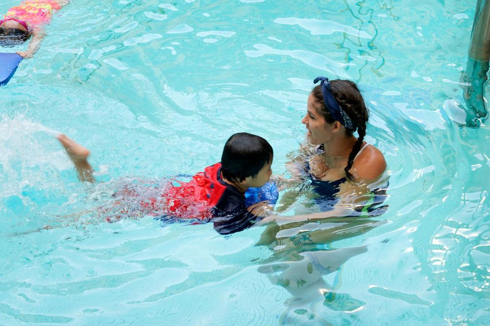 Laniākea Learn to Swim