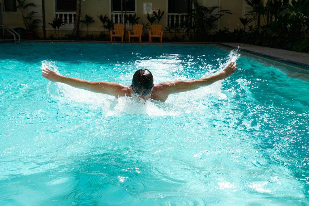 Laniākea Open Lap Swimming