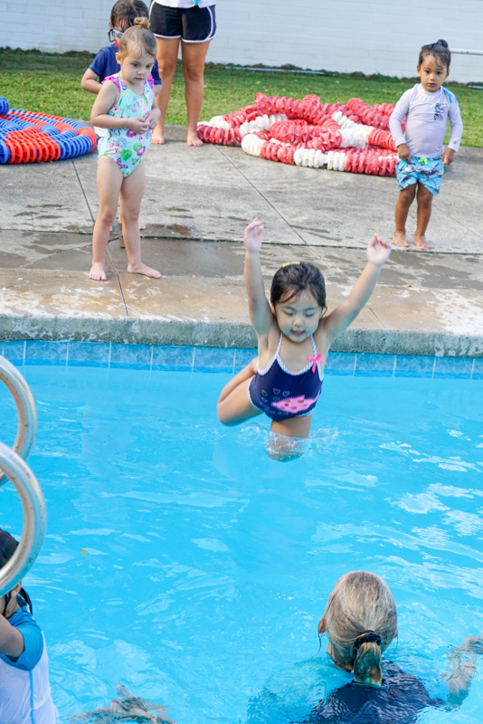 Kokokahi Learn to Swim