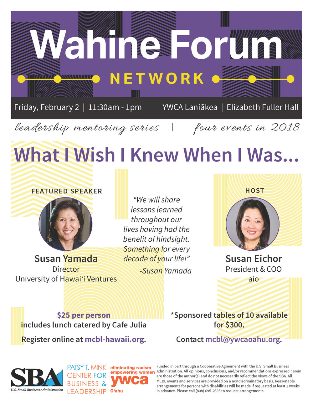 Wahine Forum Network - What I Wish I Knew When I Was... Final.jpg