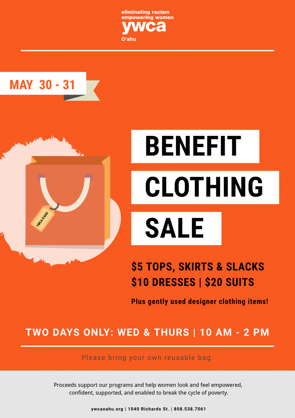May 2018 Benefit Sale flyer.png