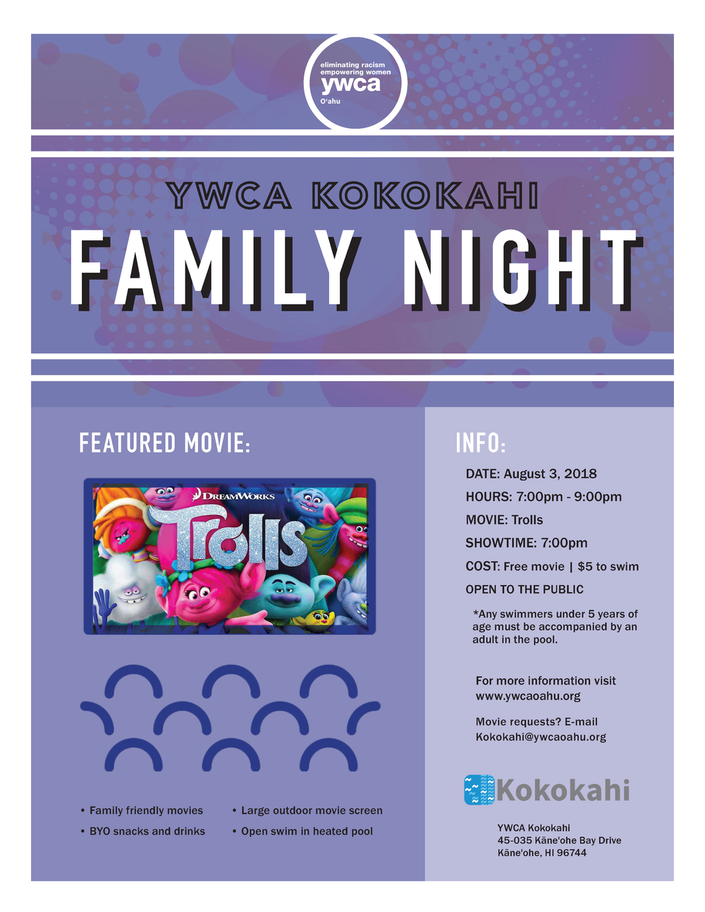 Kokokahi Family Night flyer Aug 3 2018.png