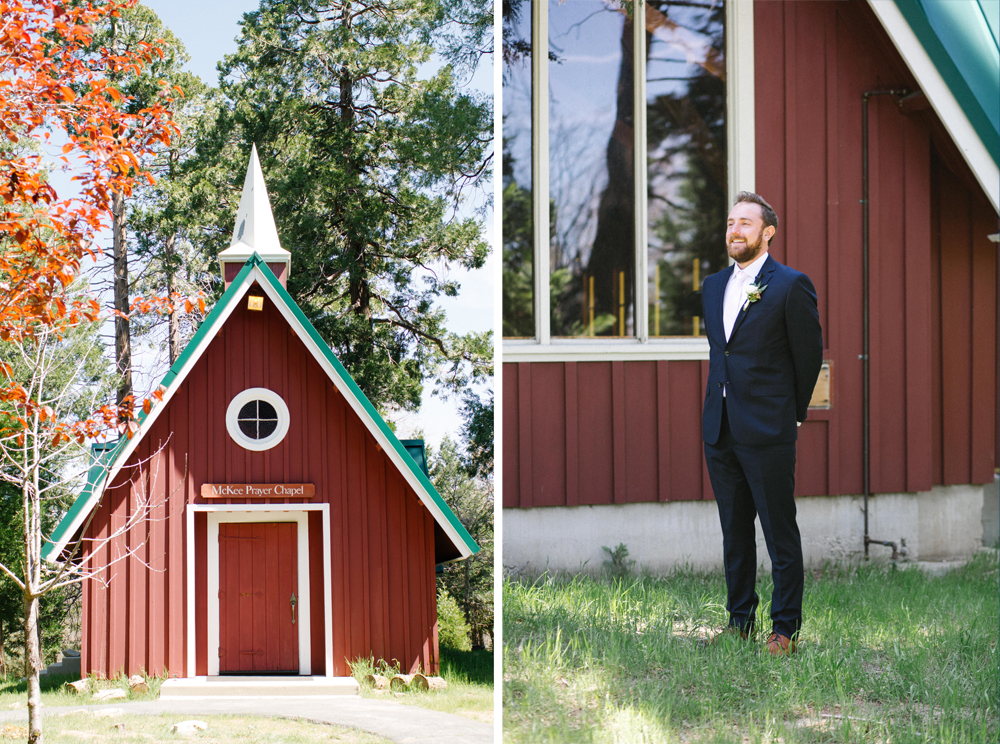 McKee Prayer Chapel | Thousand Pines Christian Camp and Conference Center