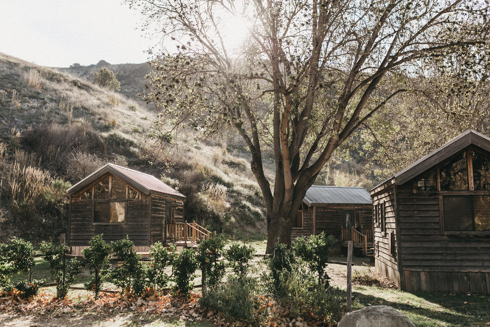 el capitan canyon cabins
