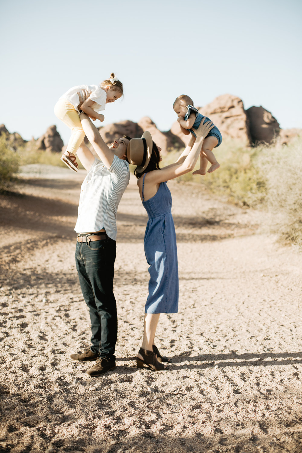 papago family photographer