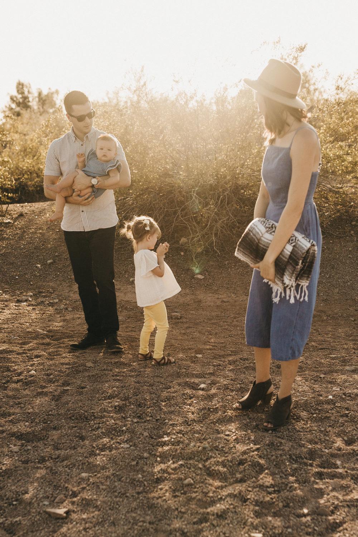 desert family photographer