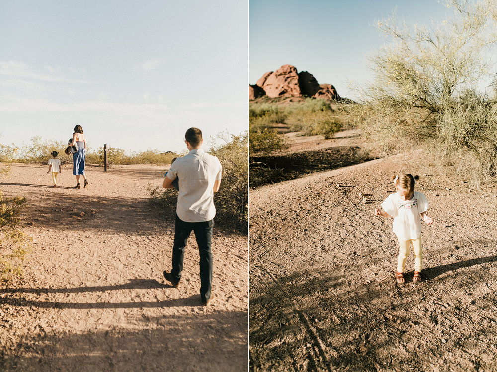 papago park family photographer